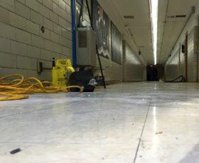 School Floor Leveling