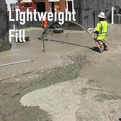 Lightweight Fill