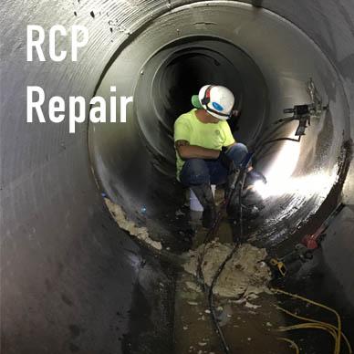 RCP Repair