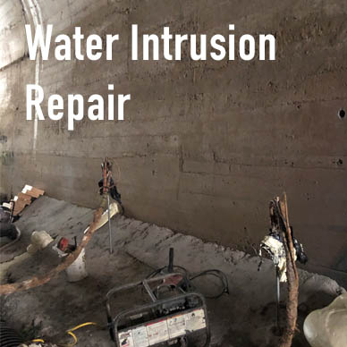 Water Intrusion Repair