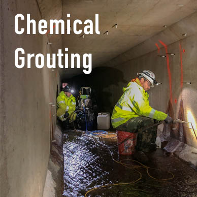 Chemical Grouting