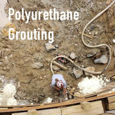 Polyurethane Grouting