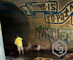 14′ CMP Repair
